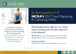 NCRA-Week-2017